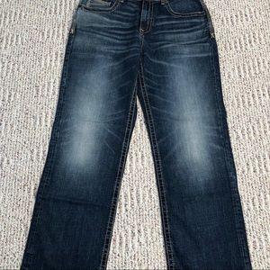 Buckle BKE Seth Stretch Jeans Men's 34 Reg NWT